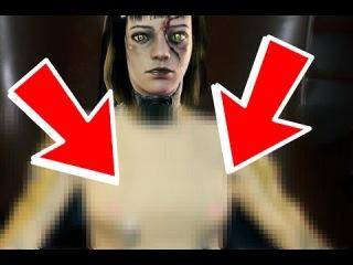 NAKED FEMALE OPERATOR GLITCH?!? WARFRAME NUDES!!