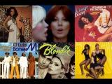 Зарубежная диско - музыка 70-х годов, клипы