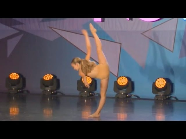 Emma York - Reflection (Best Dancer Solo at NUVO Phoenix)