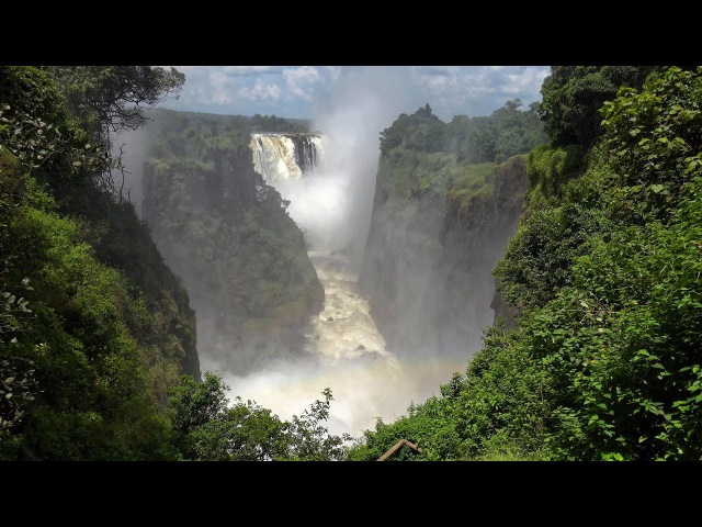 Victoria Falls, Zambia Zimbabwe in 4K Ultra HD