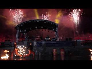 Фестиваль света на Крестовском острове