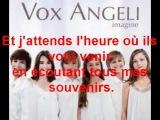 Vox Angeli-Noël Blanc(Lyrincs français)