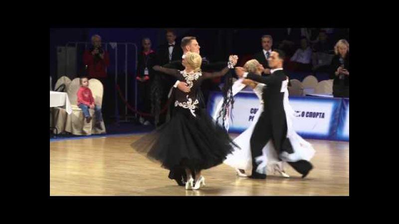 Dmitry Zharkov - Olga Kulikova, Final, Tango