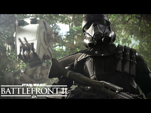 Star Wars Battlefront II: Трейлер бета-теста / Battlefront 2: Official Beta Trailer
