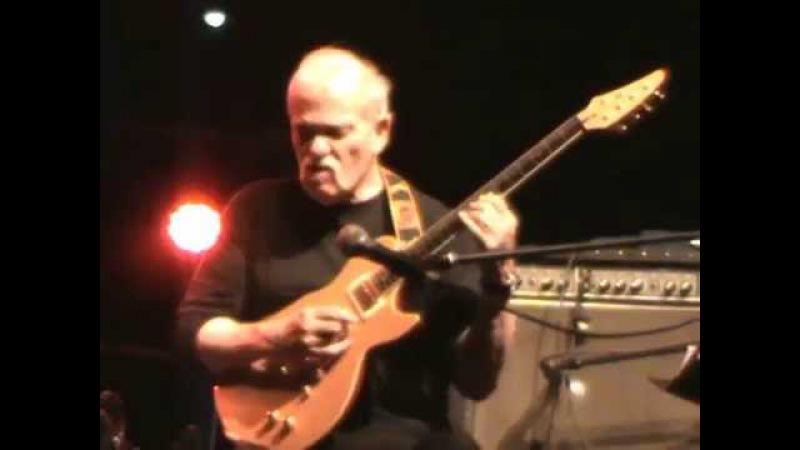 John Abercrombie,Adam Nussbaum,Gary Versace organ trio-Pancevo Jazz Festival,Srbija-08.11.2014