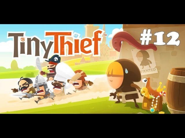 Tiny Thief 12 Академия ведьм
