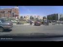 Старый Оскол 29 05 2017г Авария на проспекте Угарова