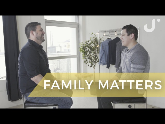 Fathers And Sons Talk About Their First Kisses Biggest Mistakes