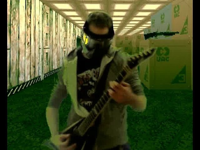 EGT - DooM - E2M2 - Containment Area - metal remix