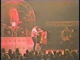 The Scorpions w. Brian Johnson - Rock You Like A Hurricane cut (St. P's Forum, TB, 02.02.2003)