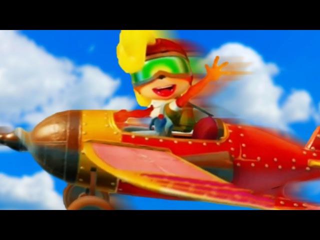 BACK TO THE FUTURE | Crash Bandicoot Warped (N. Sane Trilogy) - Part 4