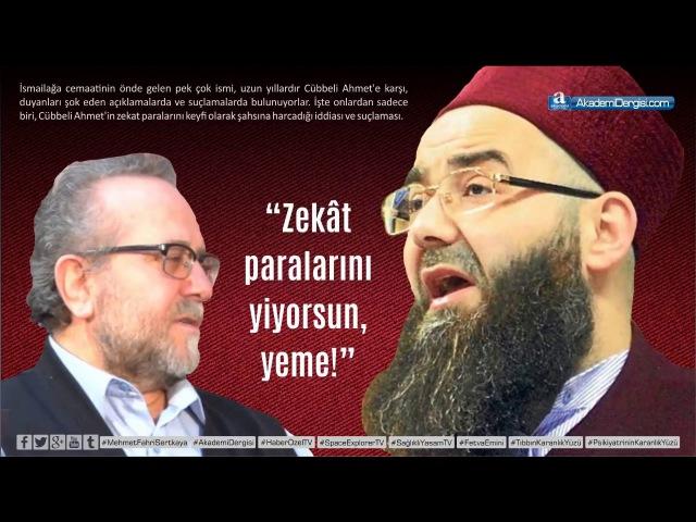 Süleymancılar Cübbeli Ahmet Hocaya neden münafık derler (13)