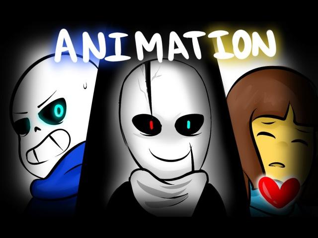 Yet Darker Undertale Animation Glitchtale 2