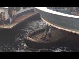 Безумные лодочники в Бангладеше