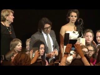Скандал - завершилось вручение премии одаренным детям Art Premium People Awards