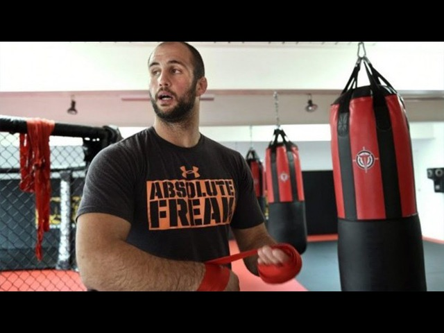 Волкан Оздемир супер - нокаутер UFC