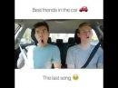 С лучшим другом в машине / Motoki Maxted With BEST Friend in The Car