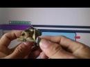 Súng PCP - Cấu tạo súng hơi PCP