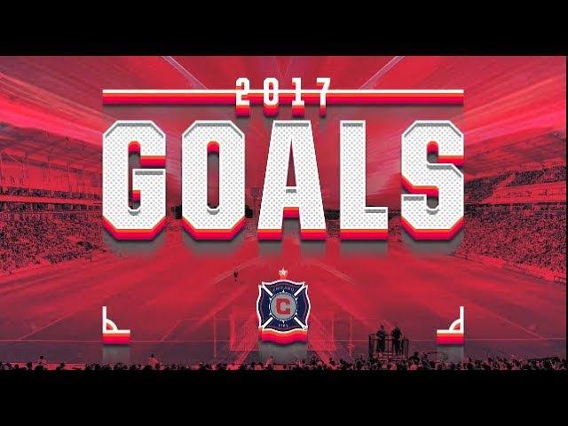 2017 Chicago Fire Goals Reel
