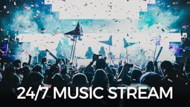 Uncaged Radio 24 7 Music Live Stream ✦ Bass Music Trap EDM Gaming