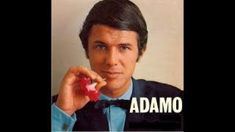 Salvatore Adamo canta-autor italo-belga. Biografía