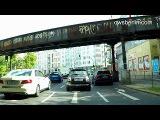 Driving in Berlin 2017: Kurfürstendamm - Sonnenallee. Авто прогулка по Берлину 2017.