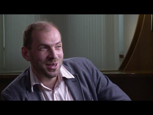 Интервью с Андреем Коробейниковым Interview with Andrei Korobeinikov with subs