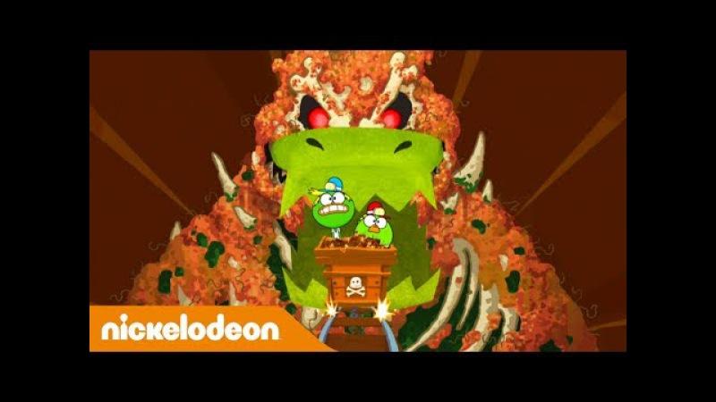 Хлебоутки | 1 сезон 2 серия | Nickelodeon Россия