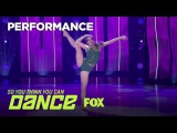 Taylor Sieve's Solo Performance  Season 14 Ep. 14  SO YOU THINK YOU CAN DANCE