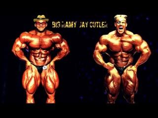 Bodybuilding Motivation 2017 - Big Ramy vs Jay Cutler