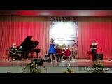 Иващук Иляна -Вальс тысячи времен (Жак Брель  А.Градский) . Академический концерт...