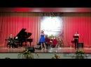 Иващук Иляна -Вальс тысячи времен Жак Брель А.Градский . Академический концерт...