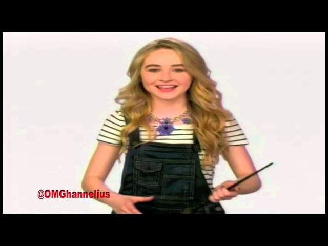 Disney Channel Wand ID Montage - G Hannelius Disney Channel Stars - Dog With A Blog Wand Id remix