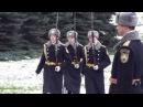 Смена Почётного караула у Вечного огня на Могиле Неизвестного Солдата в Москве