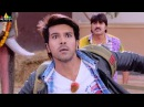 Govindudu Andarivadele Movie Scenes | Ram Charan Saves Kid | Sri Balaji Video