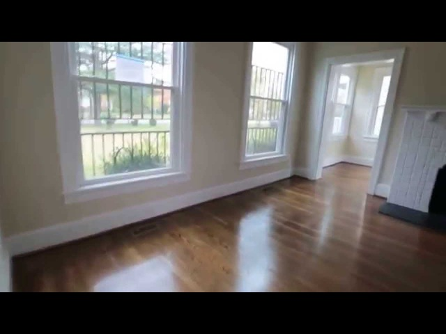 Beautiful Renovated Brick 4BR Wood Floors Historic Touches in Northside