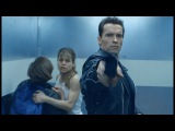 Terminator 2 3D New clip official 66