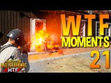 Playerunknown's Battlegrounds Funny WTF Moments Highlights Ep 21 (PUBG Plays)