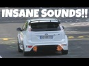 ULTIMATE FORD 5-CYLINDER SOUND COMPILATION!