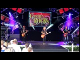 Night Ranger band at Flower&ampGarden Festival at Epcot on March 24 2017