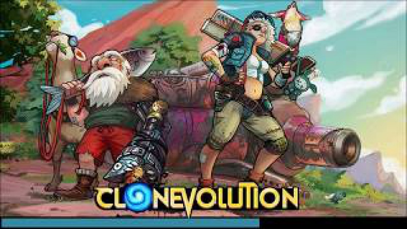 Clone Evolution Clash of the Mutants android game first look gameplay español