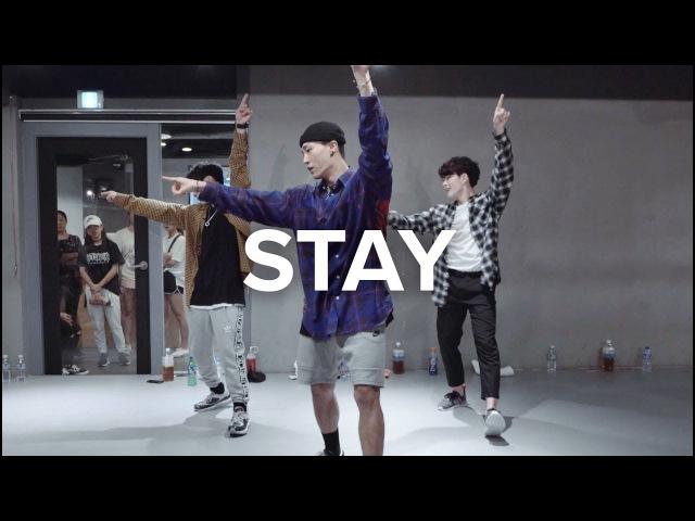Stay - Zedd, Alessia Cara / Junsun Yoo Choreography