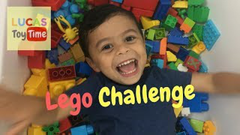 Ways to have free kids games in bathtub? - Lego building block challenge for kids