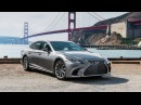 2018 Lexus LS 500 Executive Package Longer 2C Wider and More Exciting