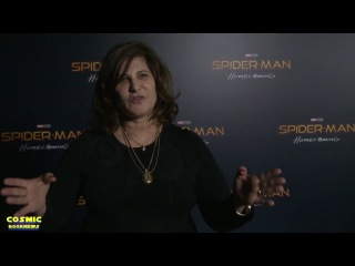 Spider-Man Out Of MCU Following Spider-Man: Homecoming Sequel Says Sony's Amy Pascal