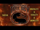 [PS1] Mortal Kombat Trilogy - Sheeva Classic brutality fatality animality