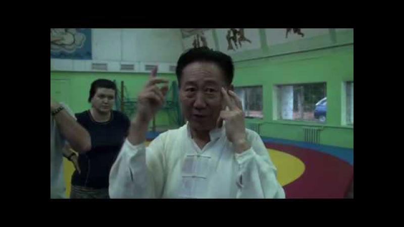 Мастер Ди Гоюн : метод улучшения зрения (Краснодар, 2012)