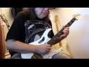 My friend Oleg Avakov plays improvisation Satriani style