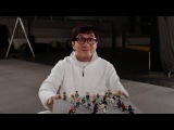 The LEGO NINJAGO Movie - Ninja Formation Featurette