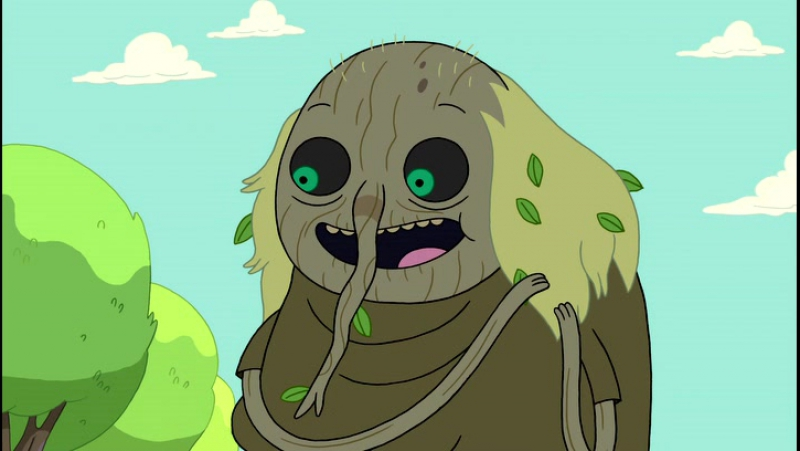 Adventure Time 2х10 Красноречие Джейка